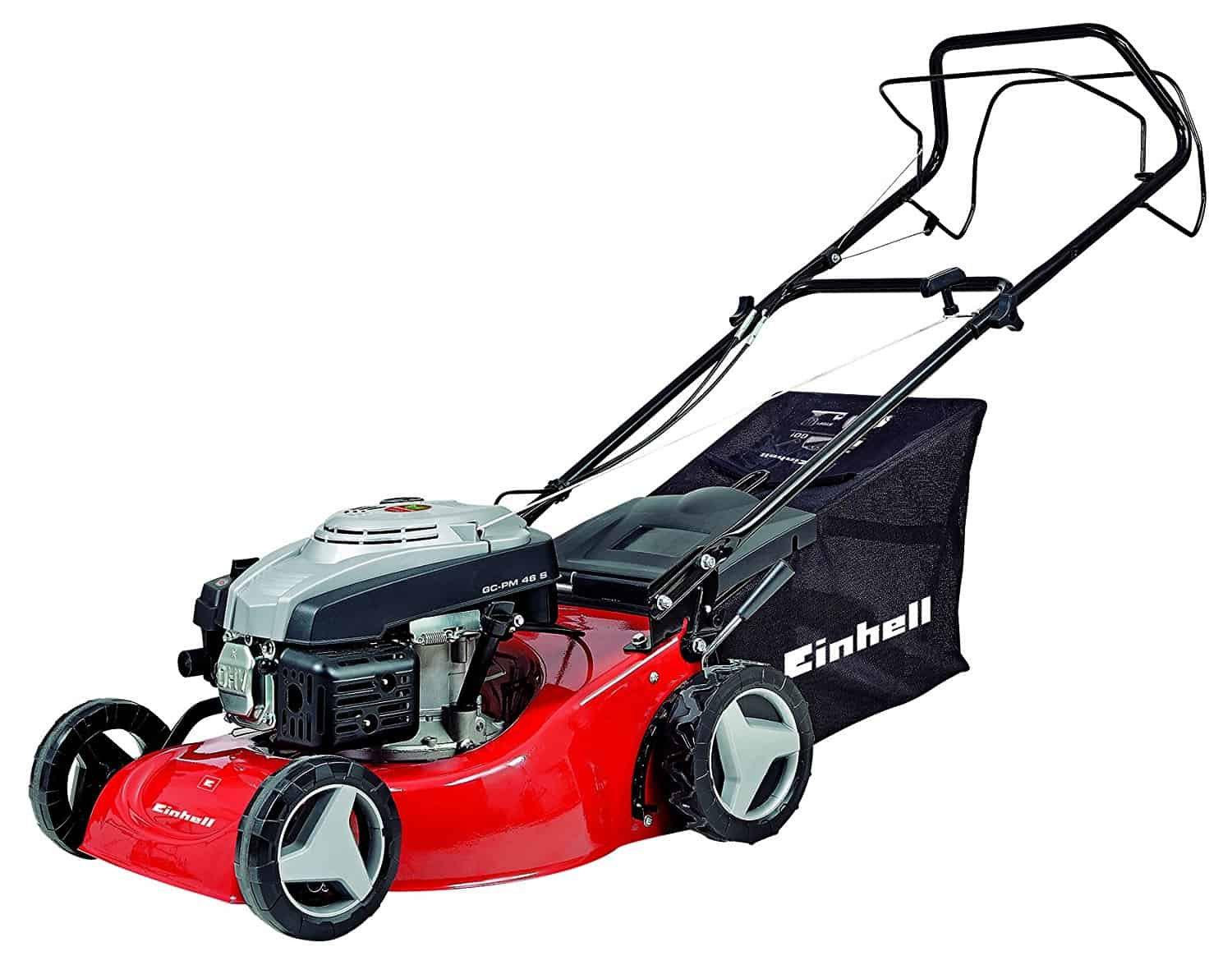 Best Lightweight Petrol Lawn Mower – Einhell