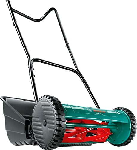 Best Manual Lawn Mower for Small Garden – Bosch