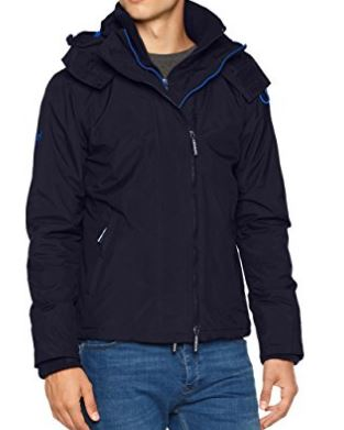 Best Men's Lightweight Waterproof Jacket – Superdry