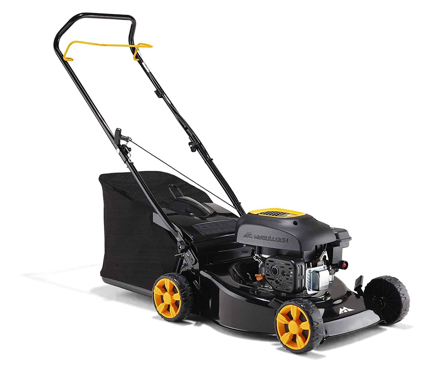 Best Petrol Lawn Mower for Large Gardens – McCulloch