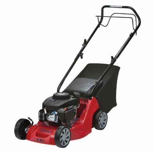 Best Petrol Lawn Mower for Small Gardens – Mountfield