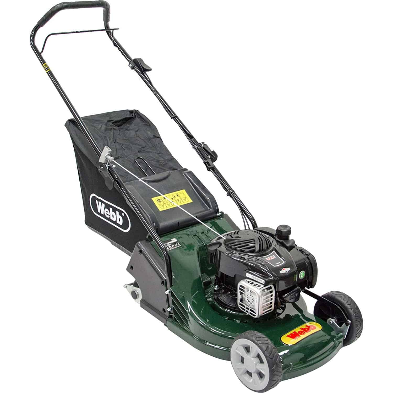 Best Petrol Lawn Mower with Roller – Webb