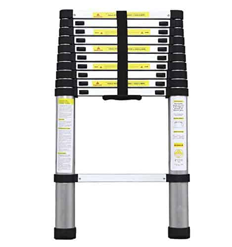 est Rated Telescopic Ladder – Parker Brand