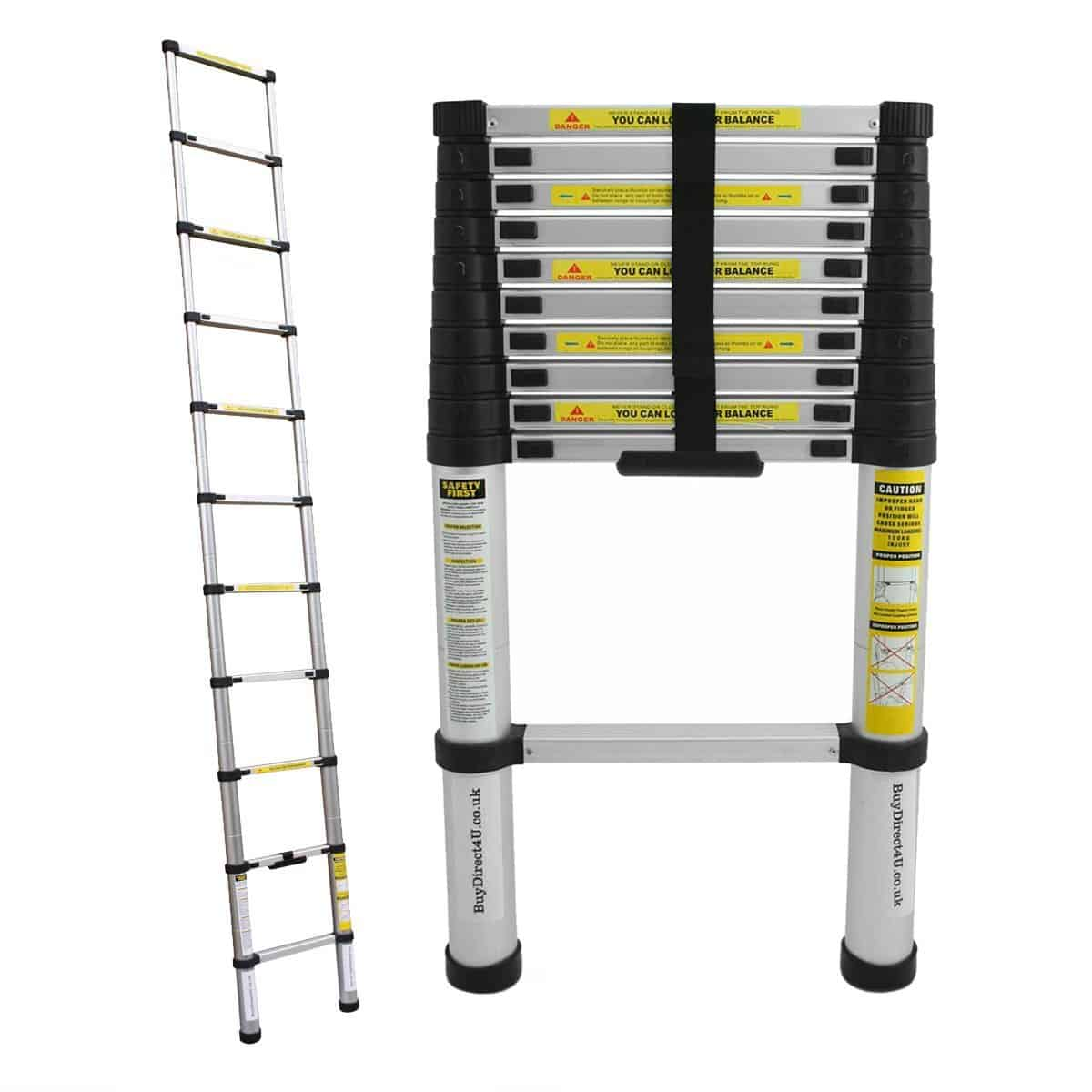 Best Telescopic Ladder for the Home – Charles Bentley