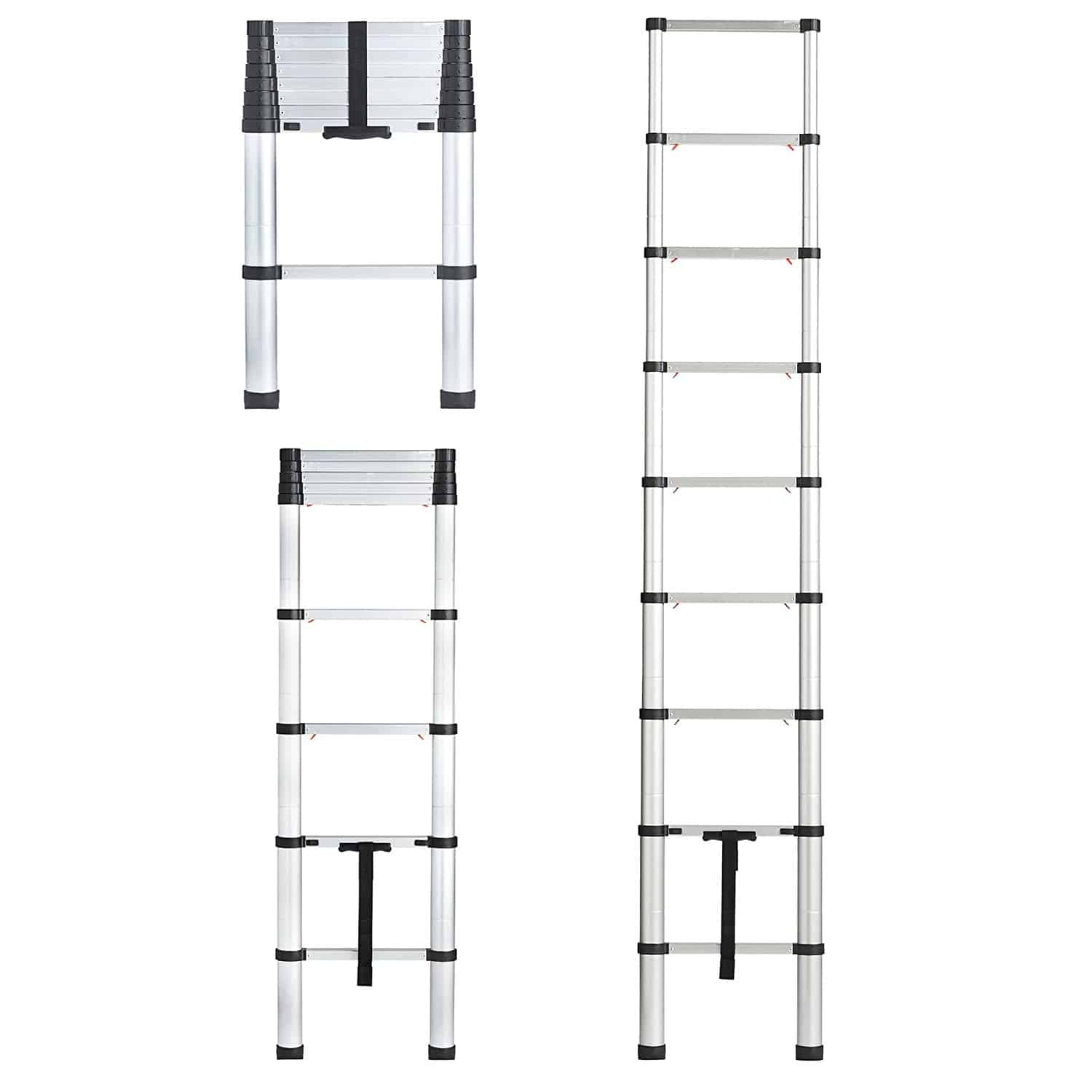 Best Telescopic Ladder for the Money – VonHaus