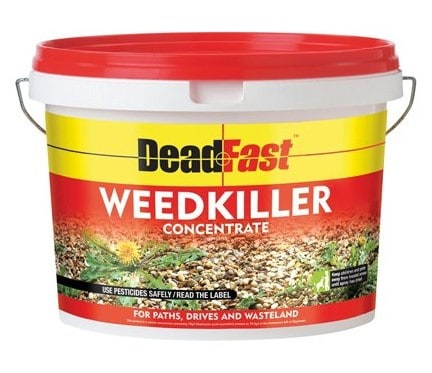 Deadfast Concentrated Weed Killer Sachets
