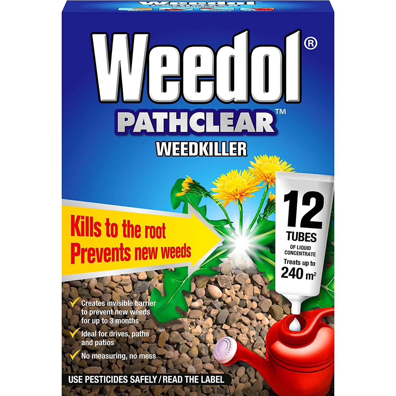 5. Weedol Ultra Tough Weed Killer