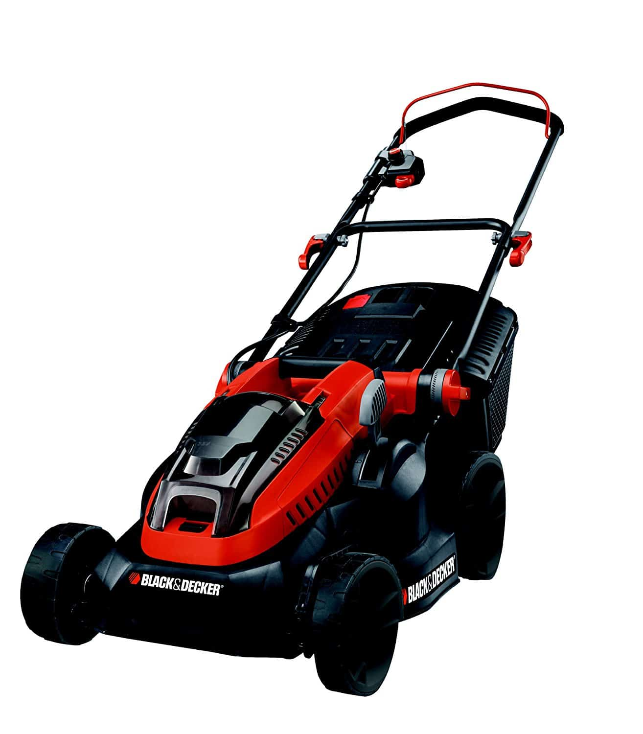Black+Decker Lithium-Ion Lawn Mower