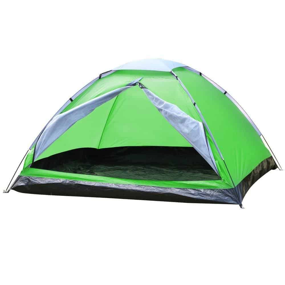 Cheap Festival Pop-Up 3-Man Tent – Pop Amazing