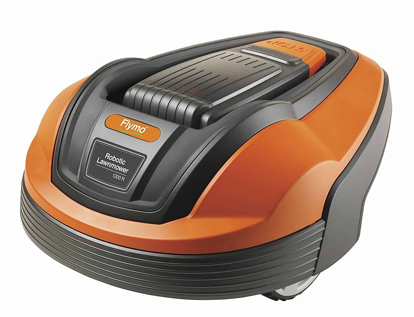 Flymo 1200R Lithium-Ion Robotic Lawn Mower, 18 V