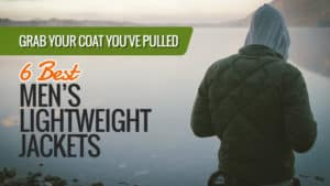 best mens lightweight jacket