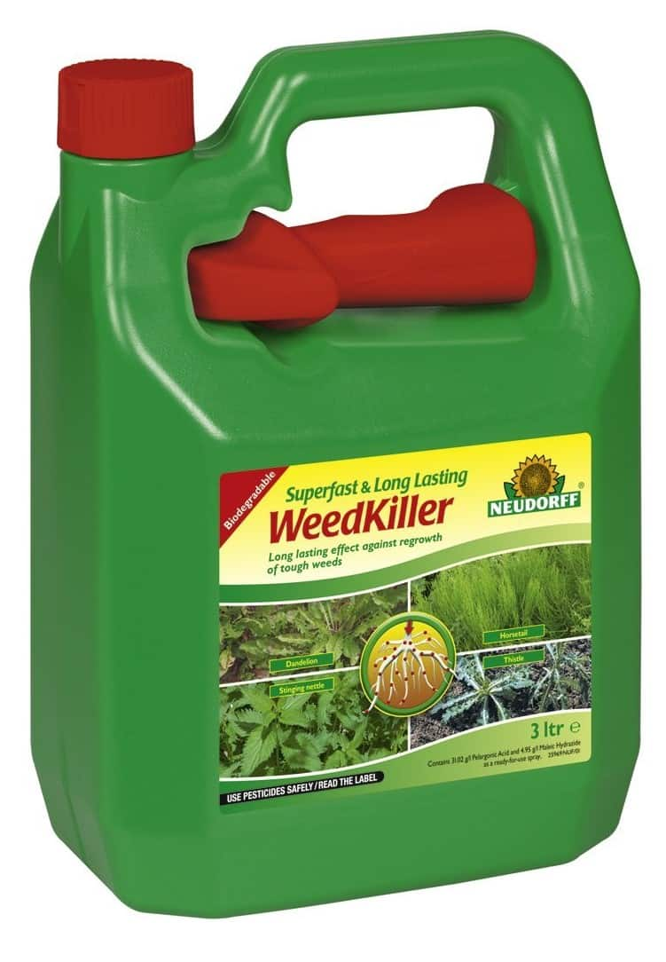 Neudorff Superfast and Long Lasting Weedkiller