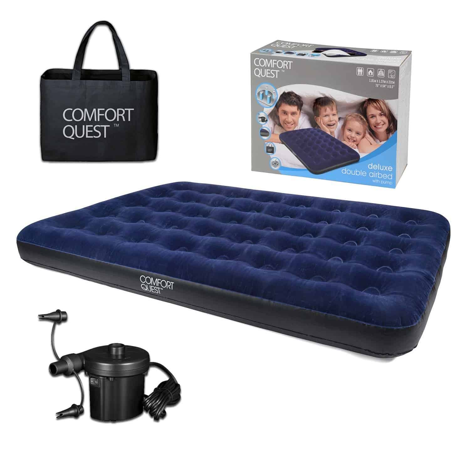 Best Camping Mattress for Couples – Comfort Quest