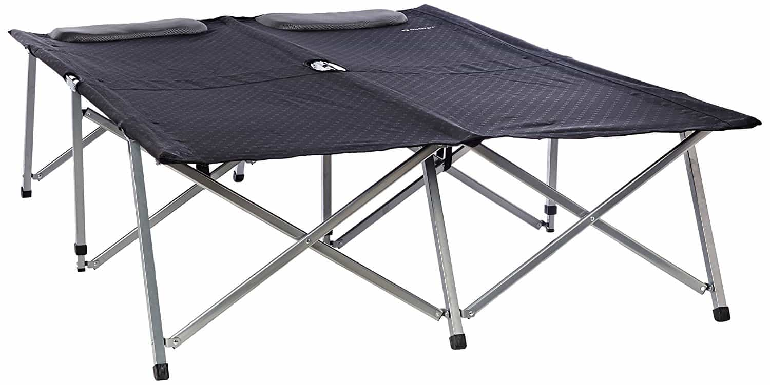 Best Double Camping Bed – Outwell