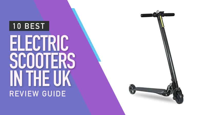 Best Electric Scooters UK - Ultimate Guide Review