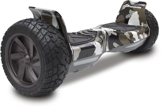 Best Hoverboard for All-Terrain – EVERCROSS