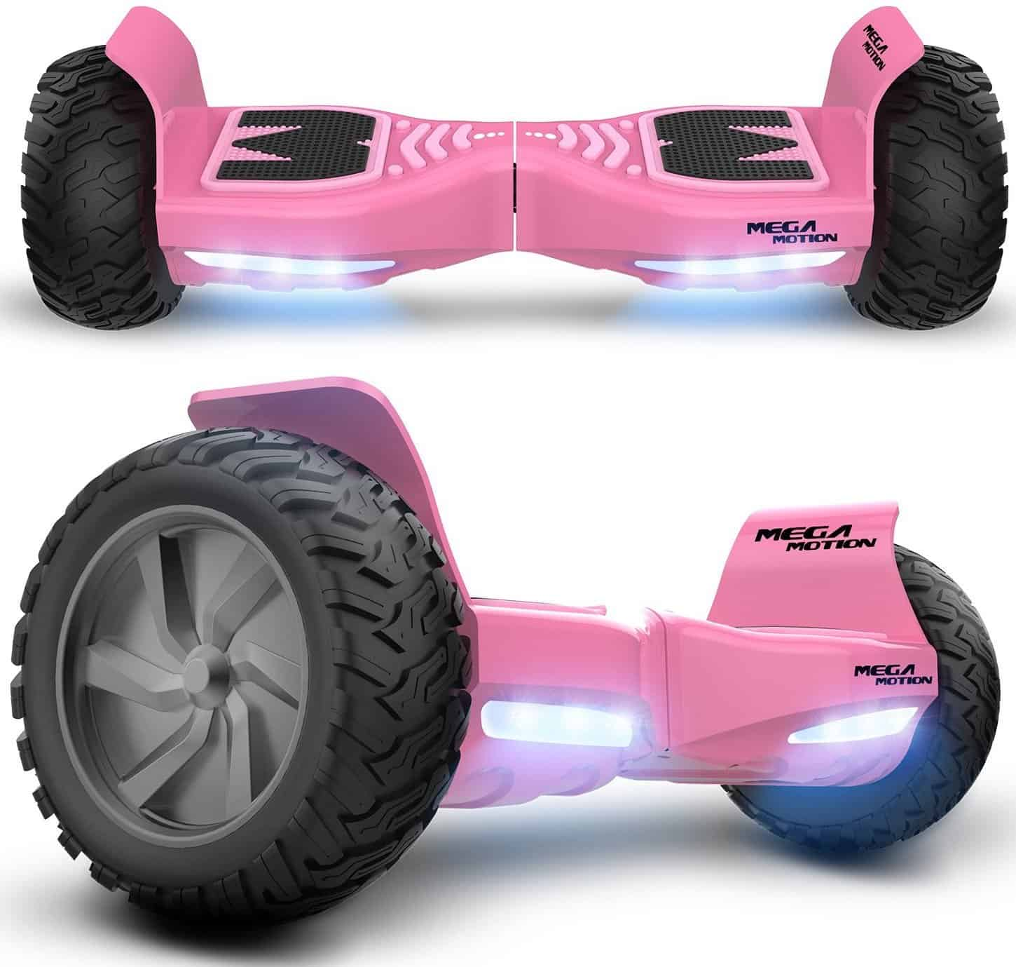 Best Hoverboard for Beginners – Mega Motion