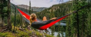 Tired of Bringing Bulky Tent? Try Hammock Camping!
