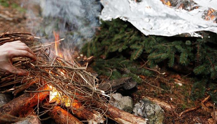 fire starter wilderness survival