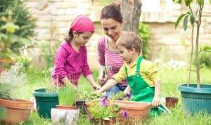 Gardening with Kids: The Benefits of Gardening for Children