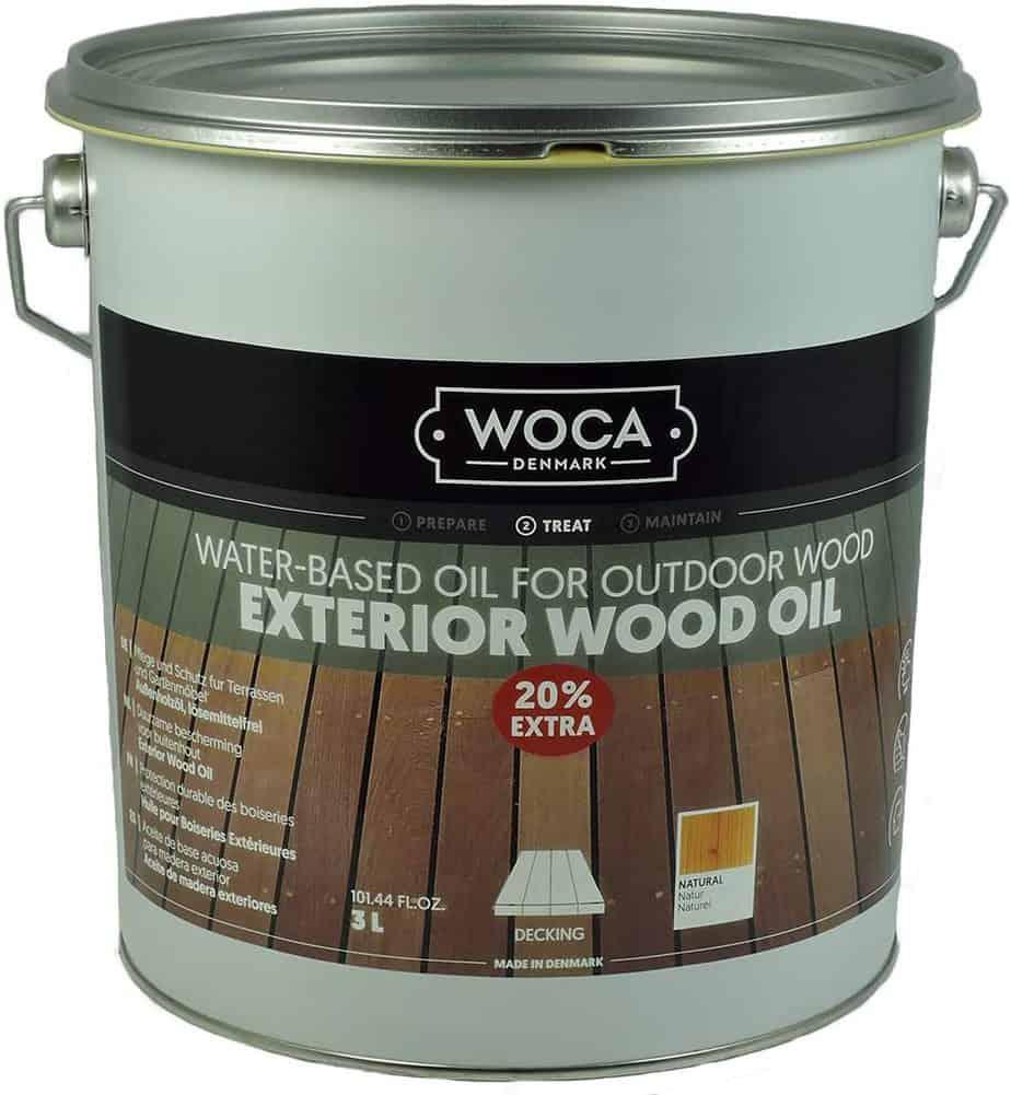 woka decking oil
