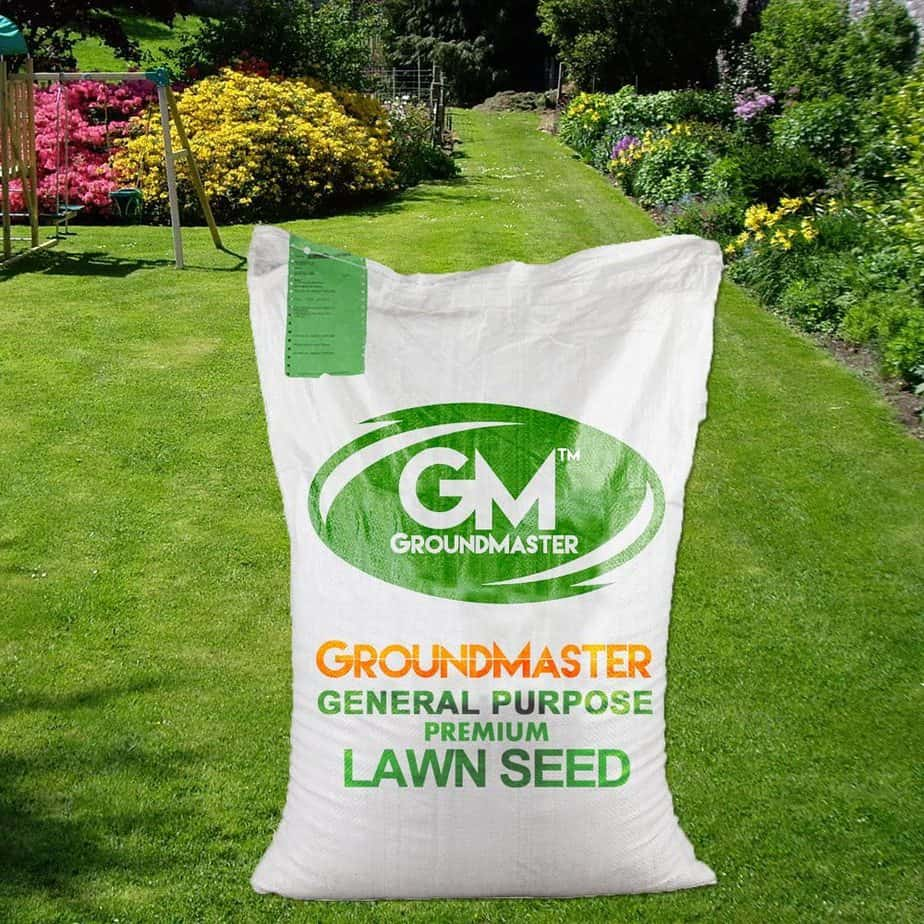 Ground master grass seeds