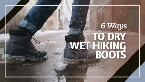 6-Ways-To-Dry-Wet-Hiking-Boots